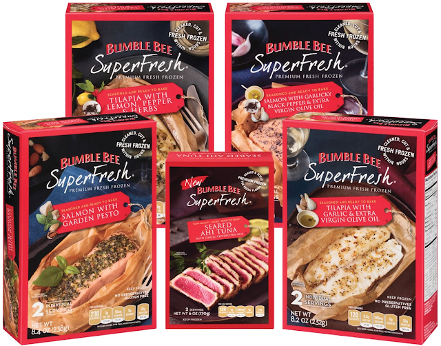 #ad, #BBSuperfresh, #Seafoodies, Clever Girls