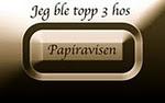 Topp 3 hos Papiravisen # 9 2011