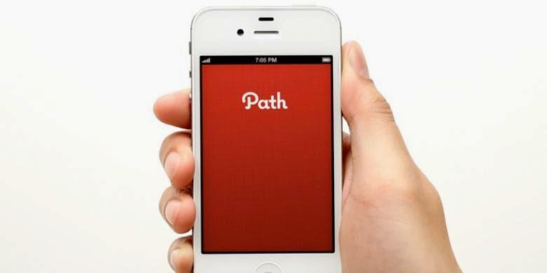 "Path di BlackBerry Belum Ada ""Gara-gara"" Android?"