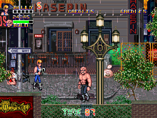 Double Dragon III The DragonStone Openbor