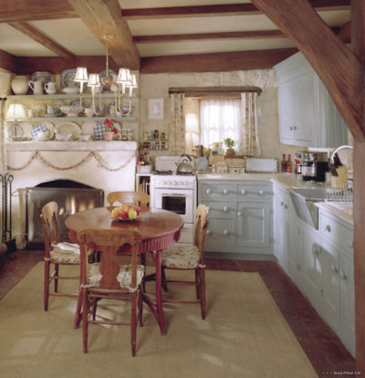 Shabby & country life: tavernetta : before