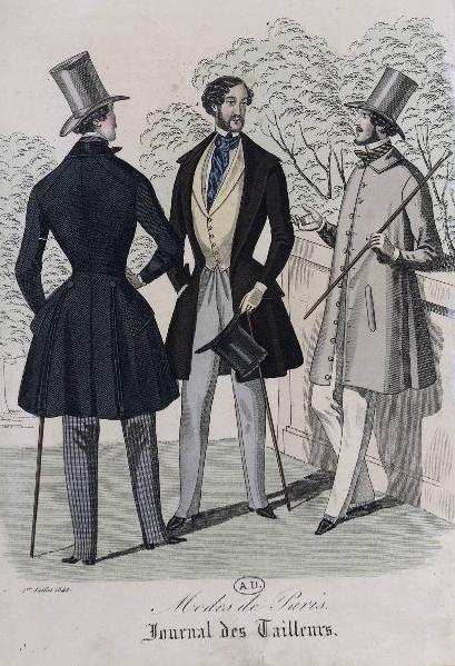 Source Collection Maciet, Mode. [XIXe siècle]. 1842 à 1843, image 10