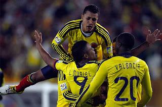 Estadísticas del Mundial Sub 20 Colombia 2011