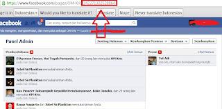 halaman facebook saya OM Kris