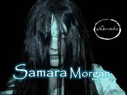 Maquiagem da Samara Morgan