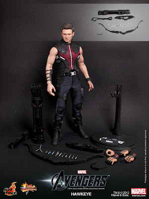 Hot Toys - Avengers Hawkeye figure