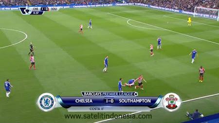Nonton Siaran TV Chelsea vs Southampton