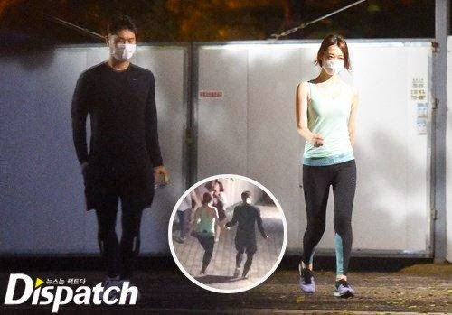 [Breaking] Sulli and Choiza spotted on a 'super moon' and 'Pirates movie' date