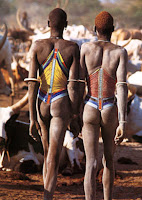 Female African warrior tribes