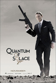 007 : Quantum of Solace – DVDRIP LATINO