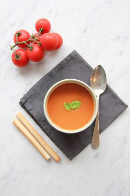tomatensoep - www.desmaakvancecile.com