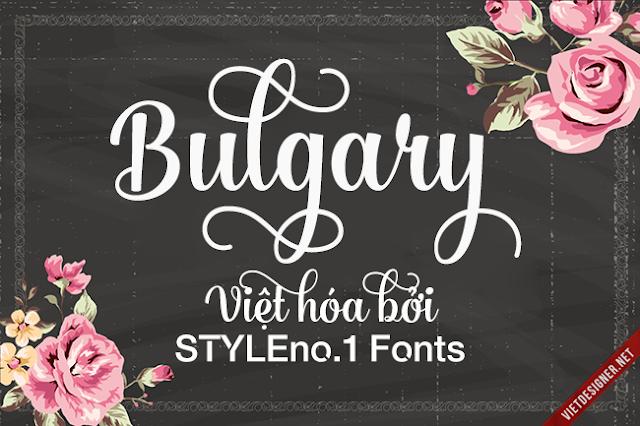 [Script] Bulgary Việt hóa