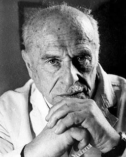 "Julian Aleksandrowicz, doktor ""Twardy"" (1908-1988), znany profesor medycyny, hematolog, etolog. Fot. internet."