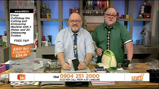 Alan and Barry on Crafti Creations Bid.tv
