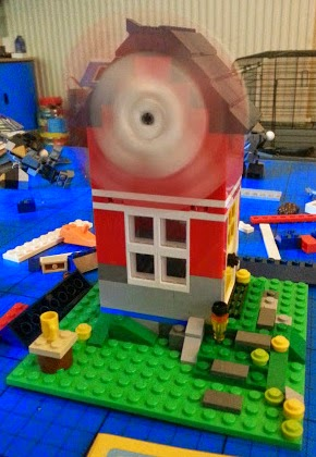 LEGO set 31009 Windmill