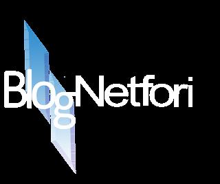 Lambang dan Logo Horizontal Blog Netfori
