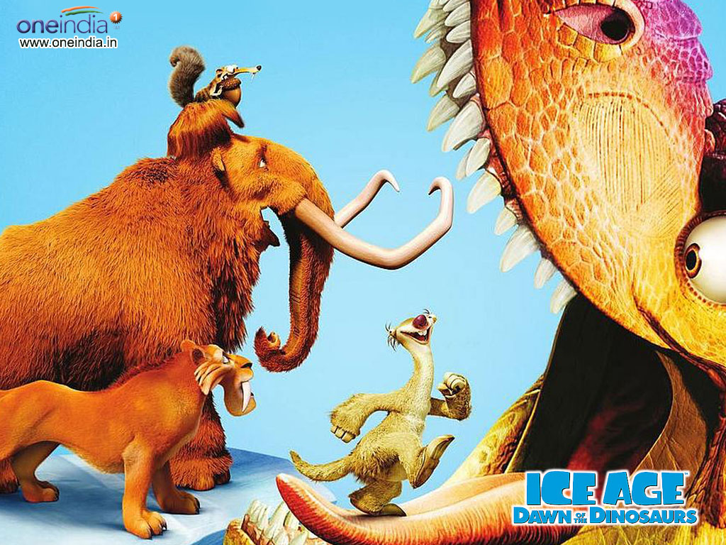Ice Age 3 In Hindi Full Movie Online