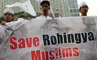 JK: 8000 Rumah untuk Pengungsi Rohingya