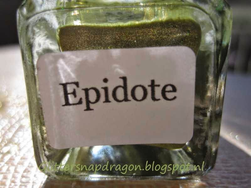 Elevation Polish  Epidote