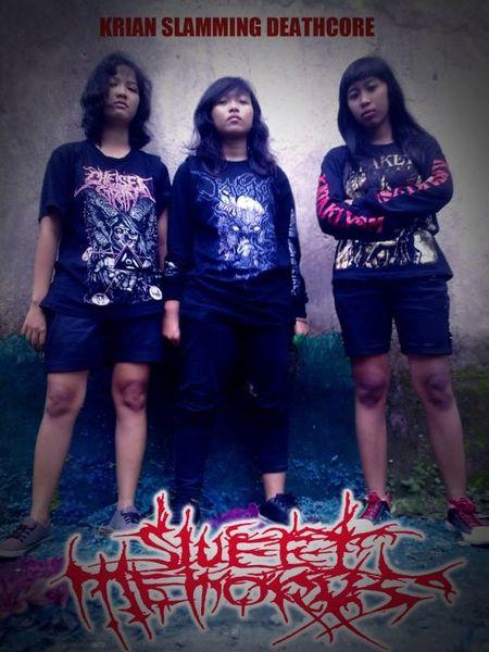 Sweet Memory's - Menjelang Ajal (Sidoarjo Female Deathmetal)