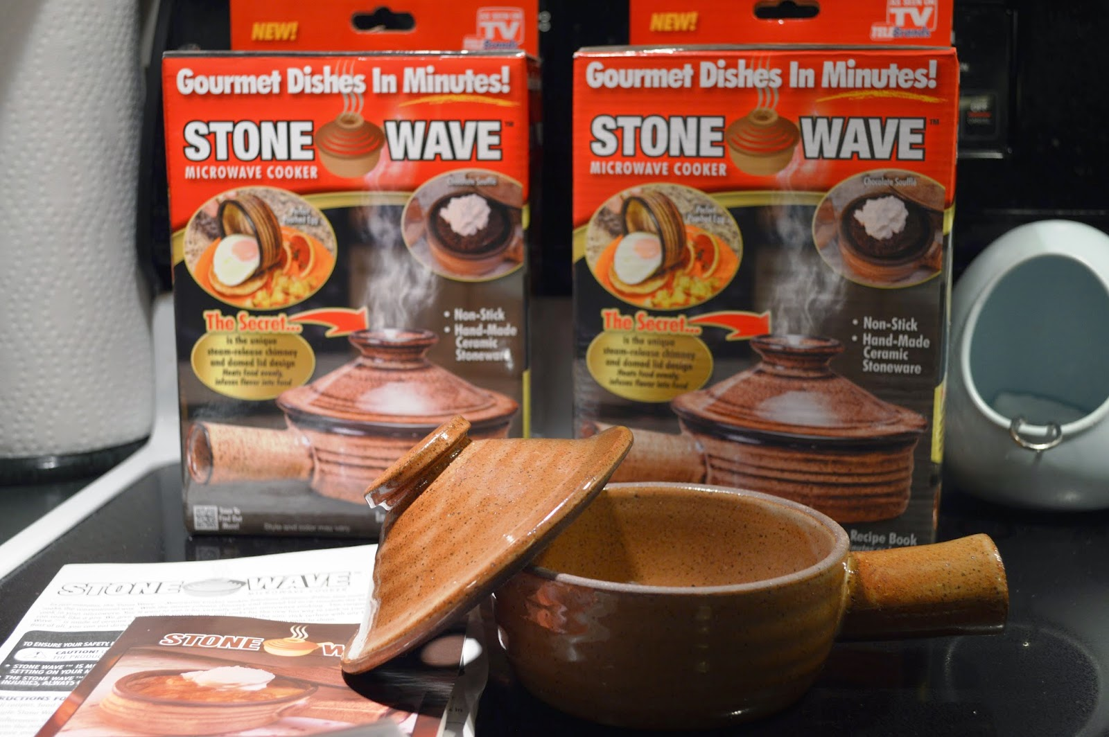 Stone Wave Dessert Recipes Clever Soiree As Seen On Tv Stone Wave From Dollar Tree