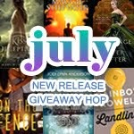 Giveaway ends July 31st