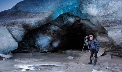 Cueva de Cristal de Svmnafellsjvkull (Islandia)