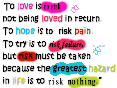 love is life quotes biography