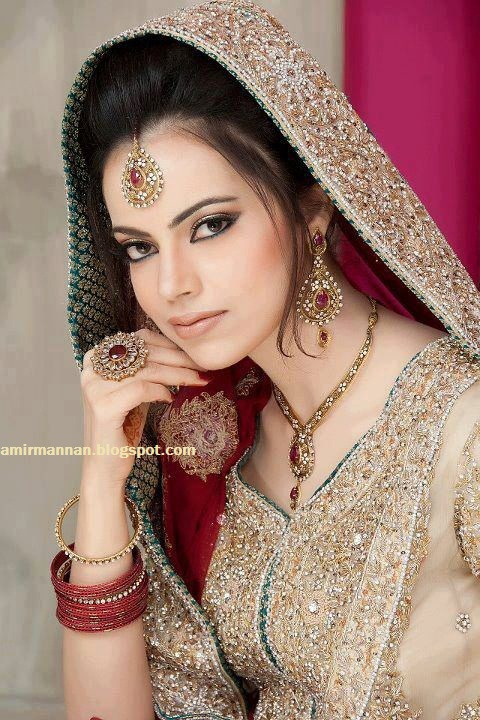 Indian Bridal Wedding Jewellery Collection 21 Fashion Jewellery