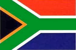 Proud to be South African.