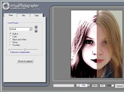 Download Plugin Virtual Photographer untuk Photoshop