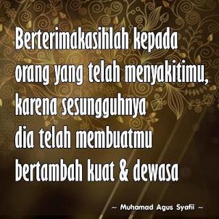 Syukur Gambar DP BBM Islami Terbaru