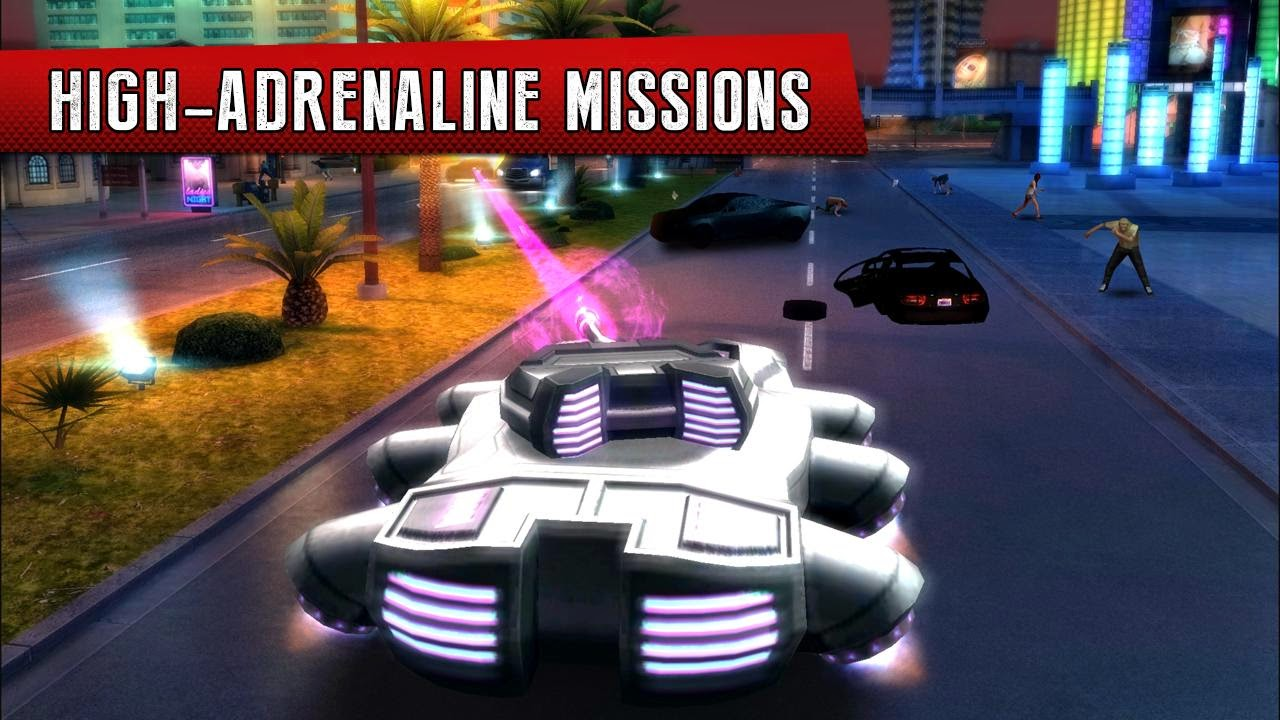 Gangstar Vegas v1.8.1a Apk + Data (Unlimited Mod Money)
