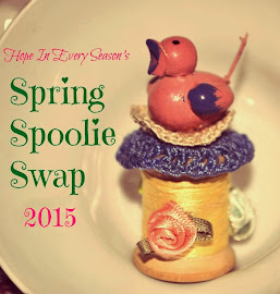 Join My Spoolie Swap!