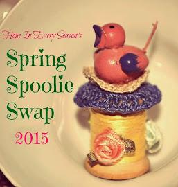 Join My Spoolie Swap!
