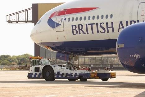British Airways ~ Επιτρεπόμενα Όρια Αποσκευών.