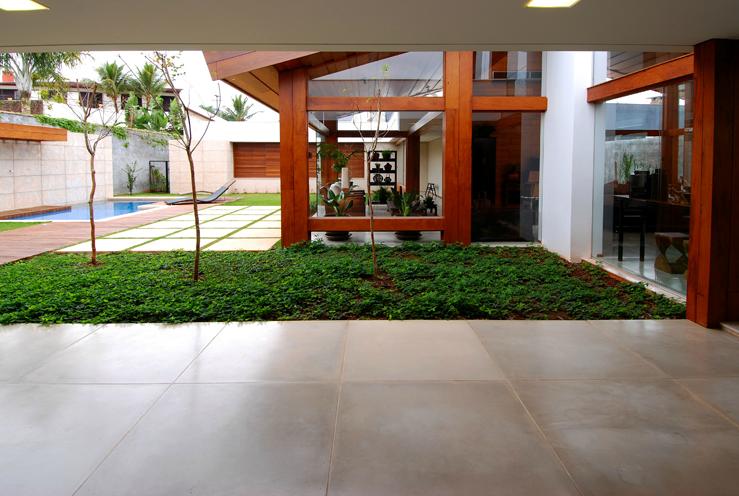 Decora o r stica pisos r sticos for Pisos rusticos modernos