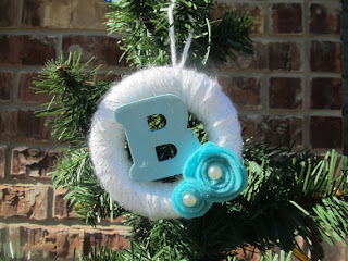 Rockstar Wreath Ornament