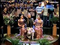 Parto, Sinden Kiki, Parto, Dewi Gita.