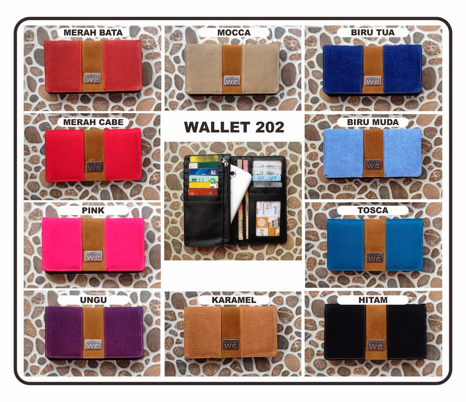 dompet jeans terbaru it just we 2015 wallet 202