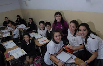 Alumnos de Primer Año A, 2011. Reportaje sobre Aprendizaje Cooperativo.