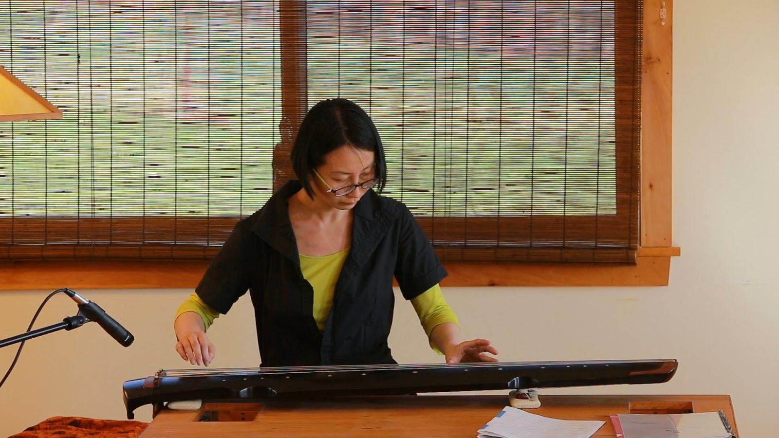 傳統古琴收音方式