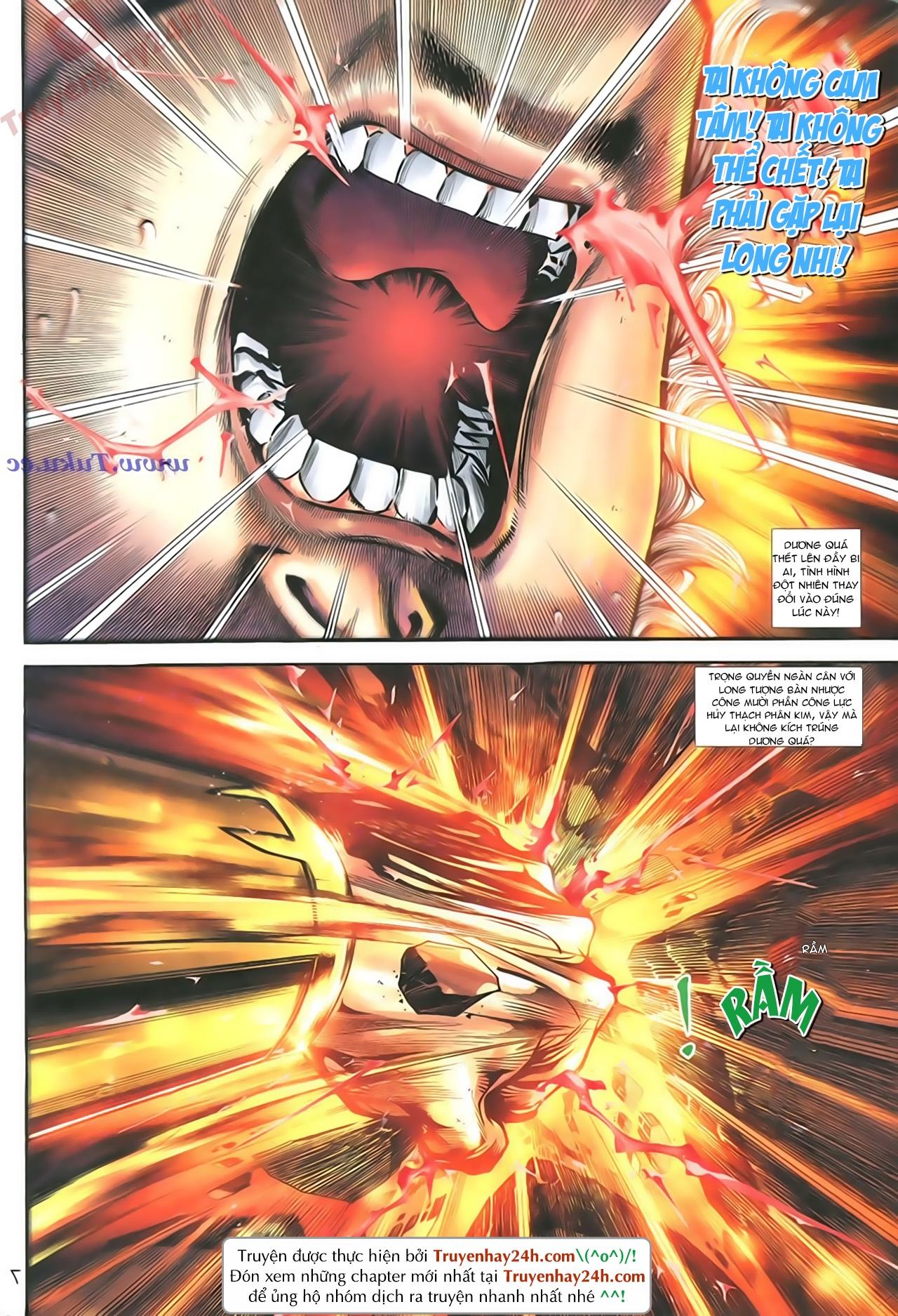 Thần Điêu Hiệp Lữ chap 86 – End Trang 7 - Mangak.info