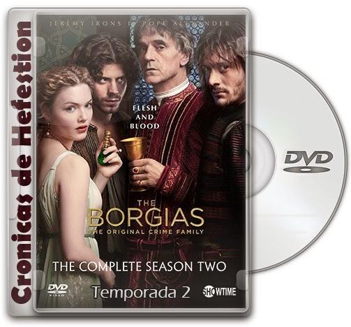 The Borgias – Temporada 2