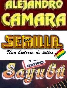 ALEJANDRO CAMARA -SEMILLA - SAYUBU - DISCOGRAFIA
