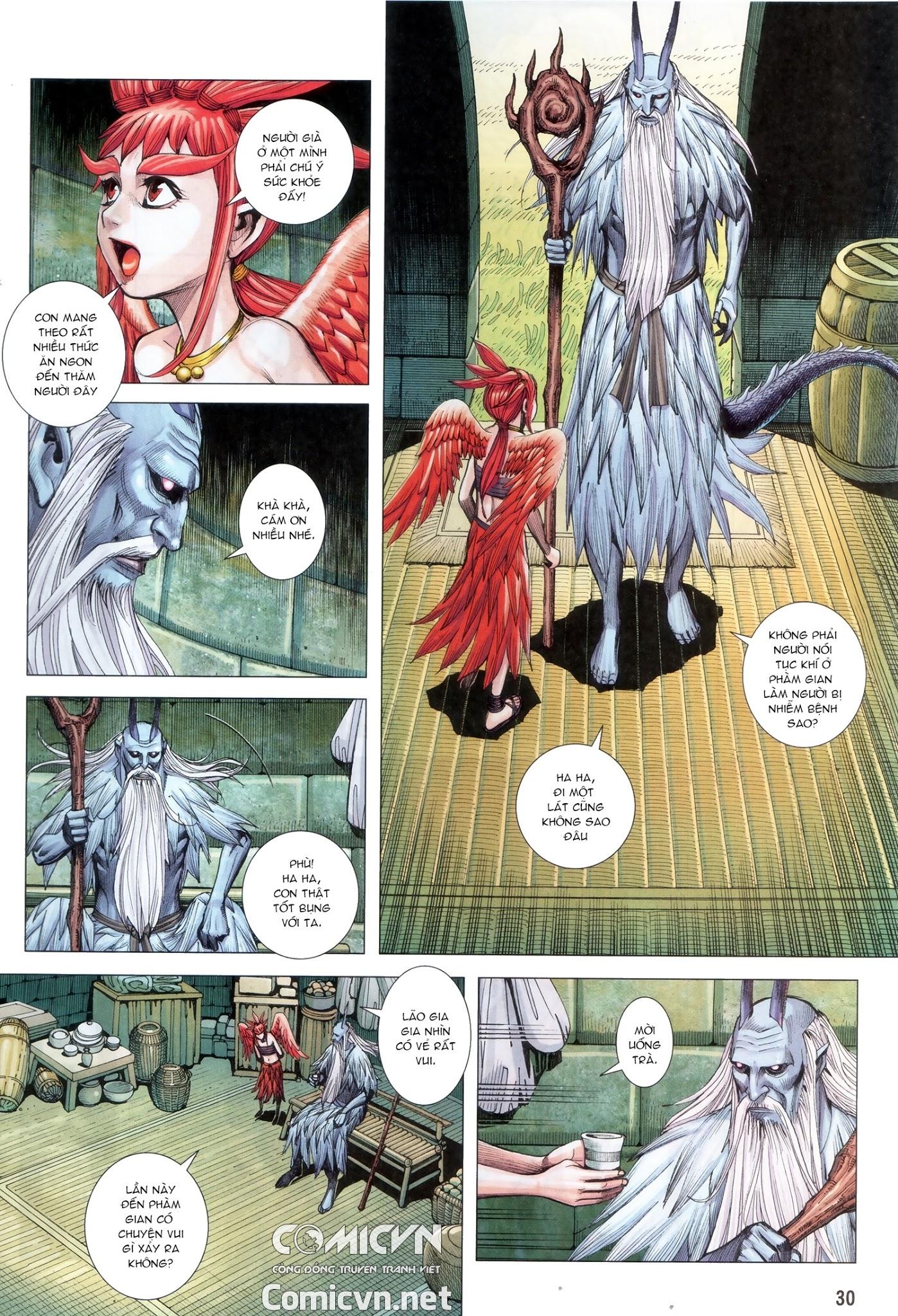 Tây Du chap 104 Trang 29 - Mangak.info
