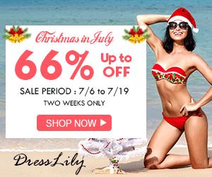 Dresslily Promotion!