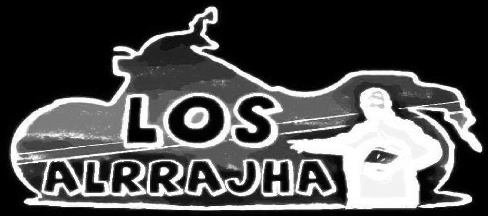 """Grupo Motero, """"LOS ALRRAJHA""""."""