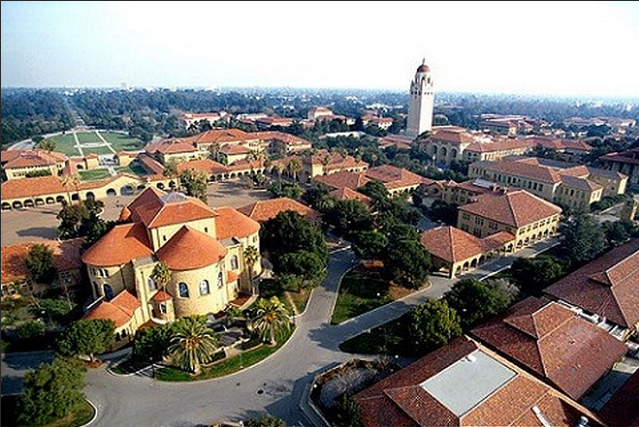 La Universidad de Stanford, Estados Unidos
