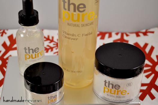Pure Natural Skincare Vitamin C Review